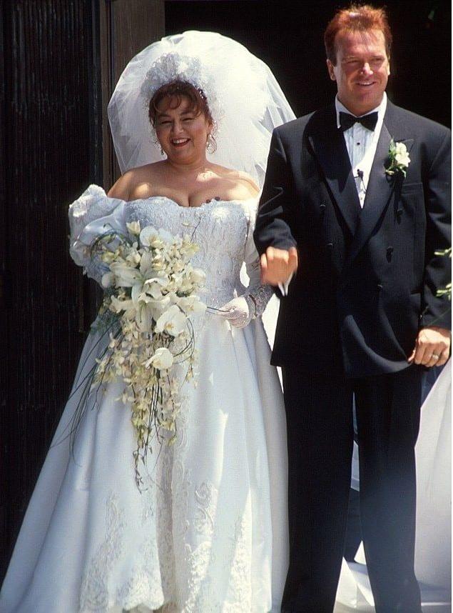 Celine Dion 1994 Wedding Dress