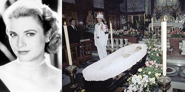 Image result for the death of princess grace kelly
