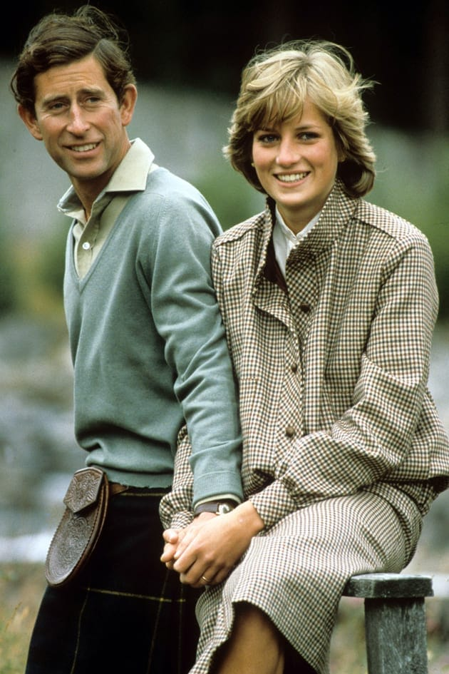 Contrary To Popular Belief Charles And Diana Knew Little Of Each Other Before They Made Their Way Down The Aisle Engagement Was Announced After