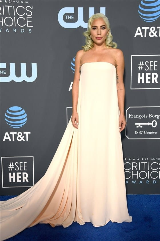 The Best Looks From The Critics Choice Awards 2019 Absolutely