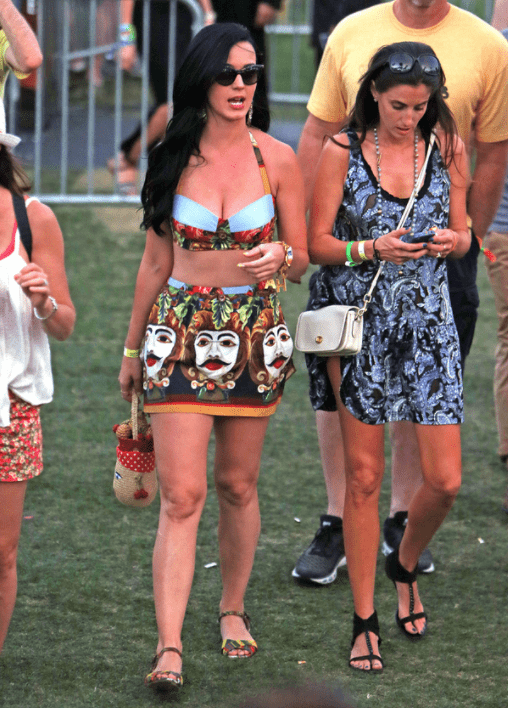 aaa49dbc67a The Most Memorable Celebrity Coachella Outfits