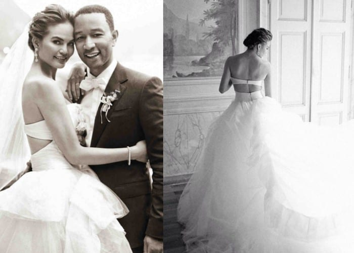 The Most Unforgettable Celebrity Wedding Dresses Of All