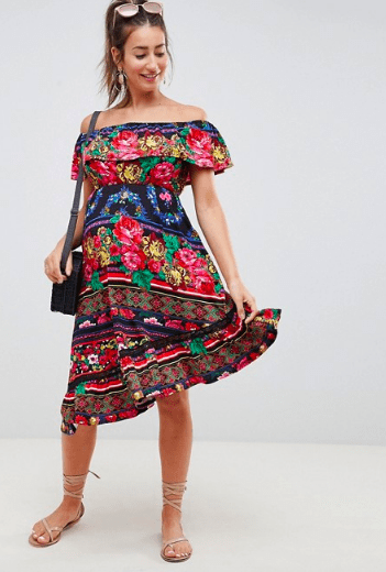 4652d9c1606 Fabulous Summer Maternity Dresses That You Have To Have